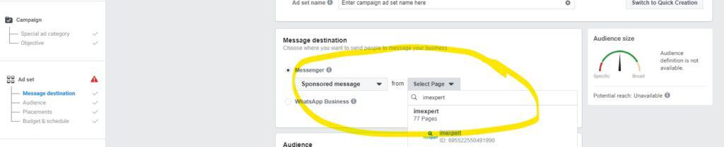 Sponsored Facebook messages | Your how-to-guide 4