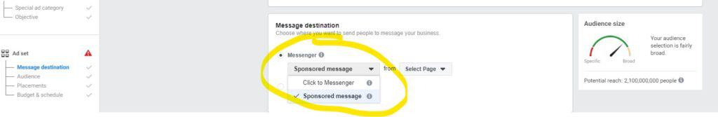 Sponsored Facebook messages | Your how-to-guide 3